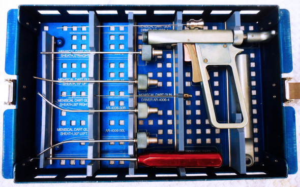 Arthrex AR-4007  Meniscal Dart Gun Kit