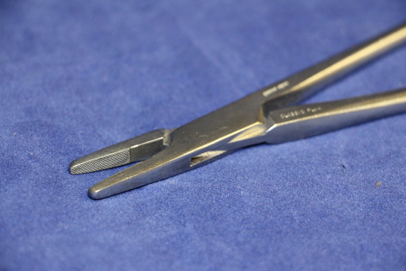 Codman MAYO HEGAR Needle Holder - Tungsten Carbide - German - 36-2019