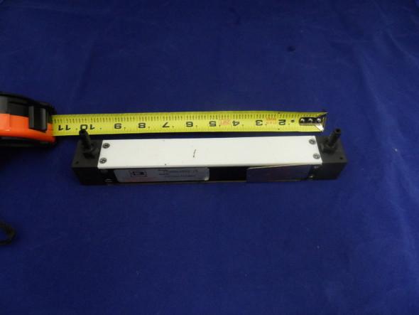 Brooks Instrument Air Flow Meter Gauge  1355CA1E1BAA 0-150