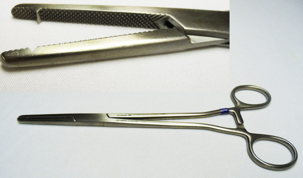 Codman 30-5800 HYSTERECTOMY FORCEPS