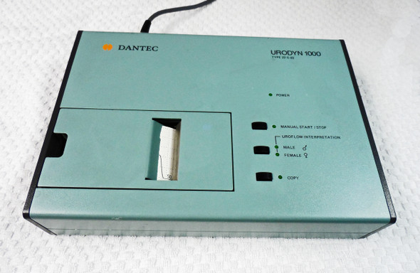 Dantec Urodyn 1000 Urine Analysis and Flow Monitor