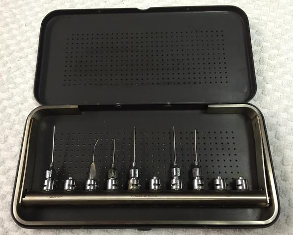 Storz Needle Set