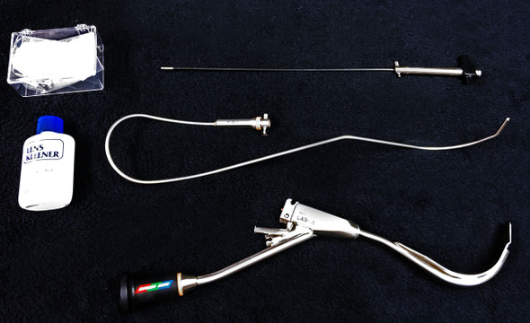 Circon ACMI LAR-A Adult Laryngoscope Kit