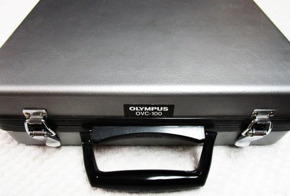 Olympus OVC-100 Fiberscope to Videoscope Converter