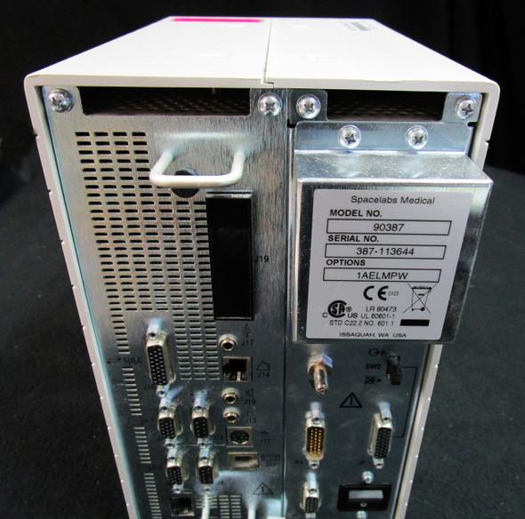 Spacelabs Medical 90387 Medical Module Rack