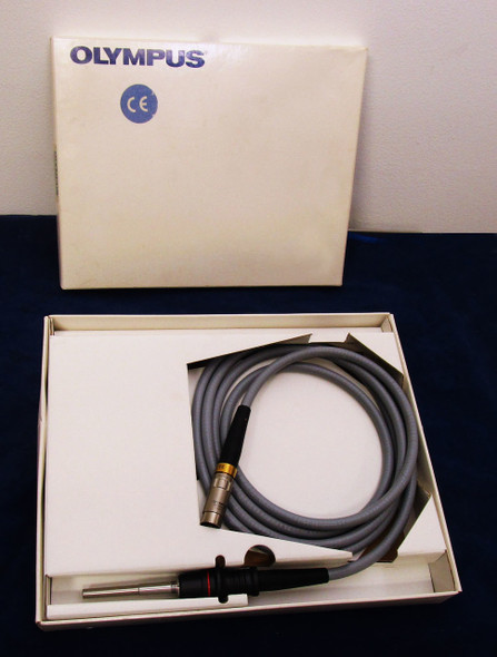 Olympus A3293 Fiber Optic Light Source Cable - 60 Day Warranty