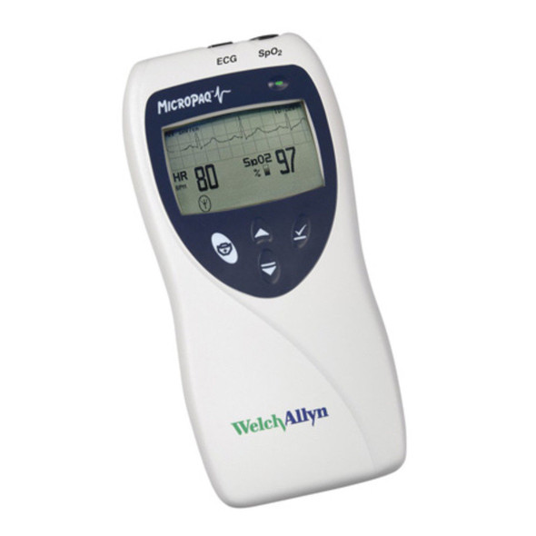 Welch Allyn MICROPAQ 408 Wearable Patient Monitor