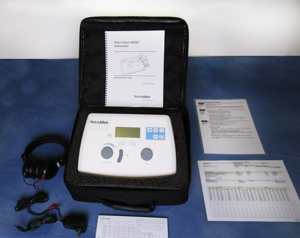 Welch Allyn AM282 Audiometer Kit