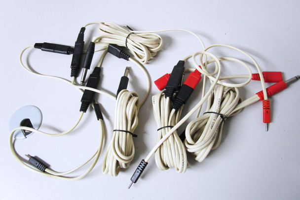 Chattanooga Intelect Electrical Muscle Stimulator Cables