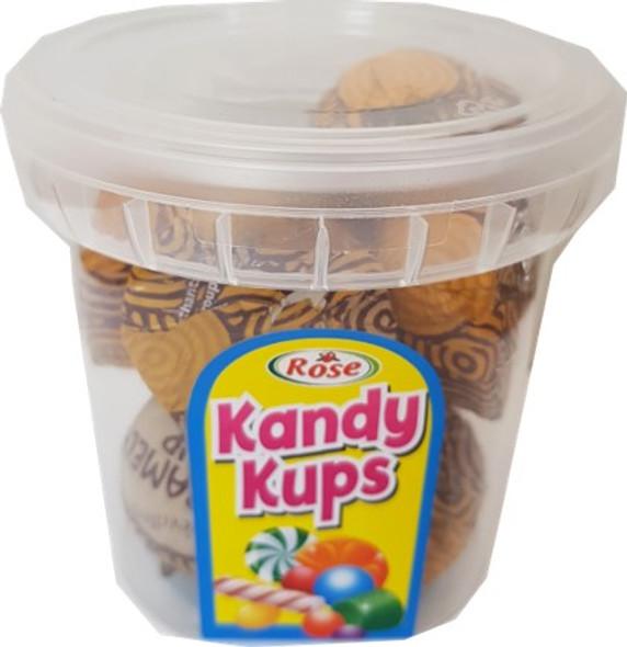 12x2euro Kandy Kups Caramel Cups