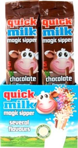20x5pk Quick Milk Chocolate €1.50