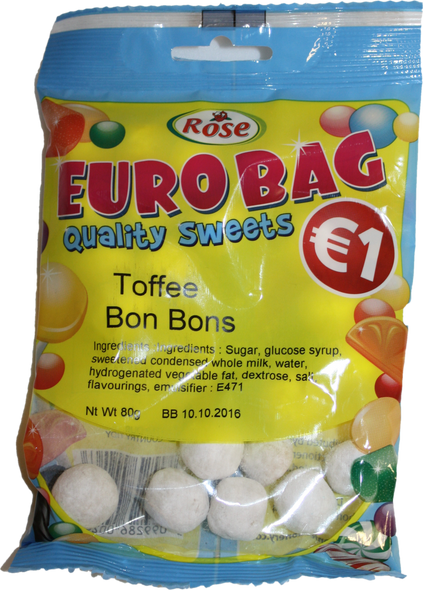 Chewy ToffeeBon Bons