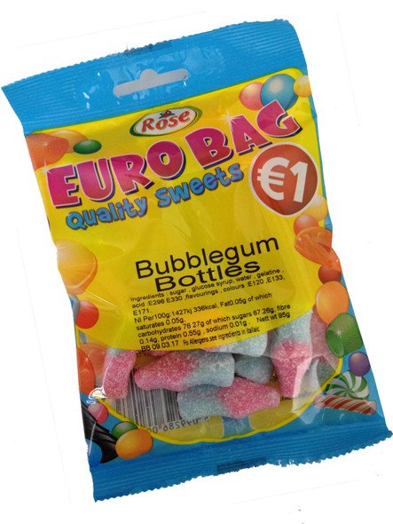 Sour Bubblegum Gummies