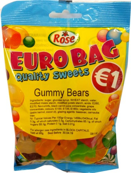 Jelly Gummy Bears