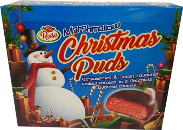 24 x 176g Christmas Puds