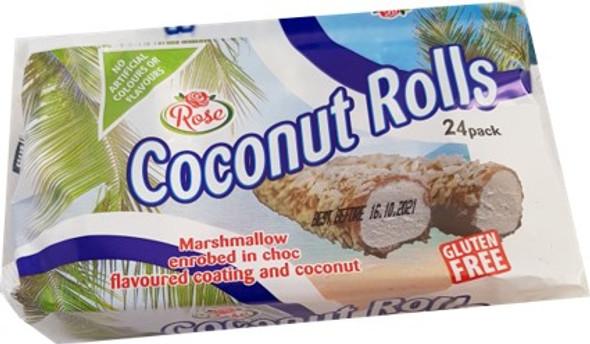 10 x 24pk Coconut Rolls