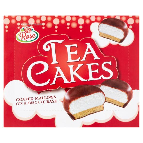 24 x 260g Rose Teacakes