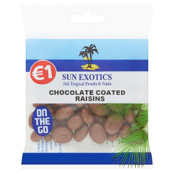 Chocolate Raisins in Handy Size Bag