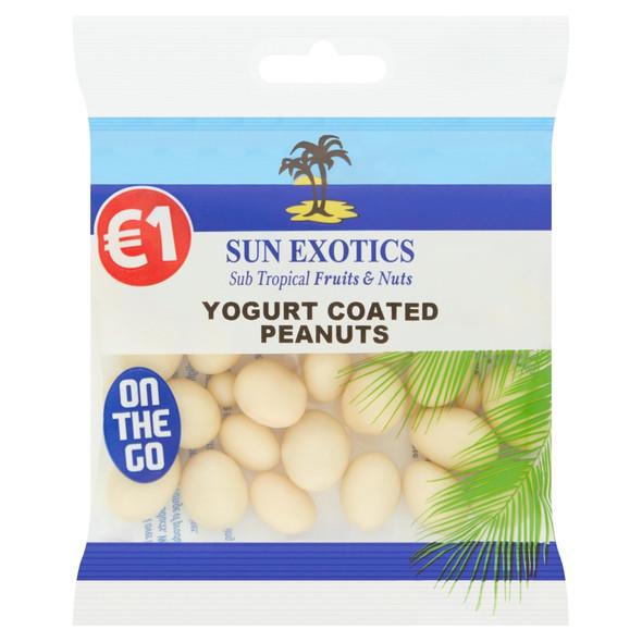 Yogurt Peanuts in Handy Size Bag