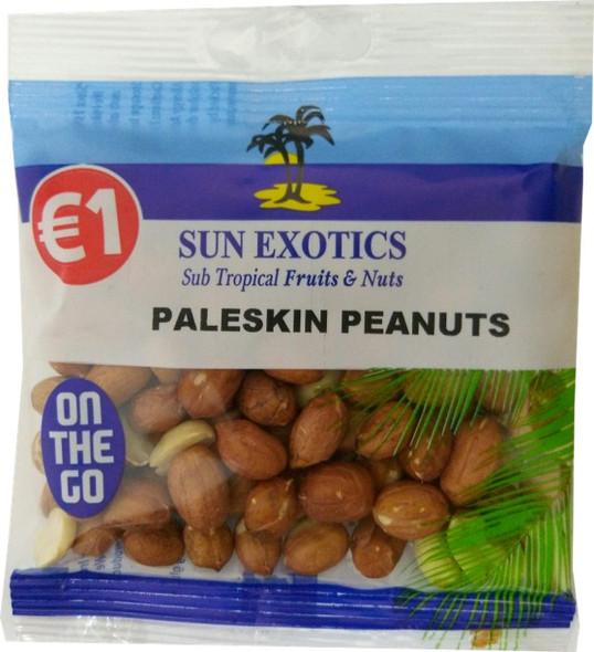 Sun Exotics Paleskin Peanuts in Handy Size Bag