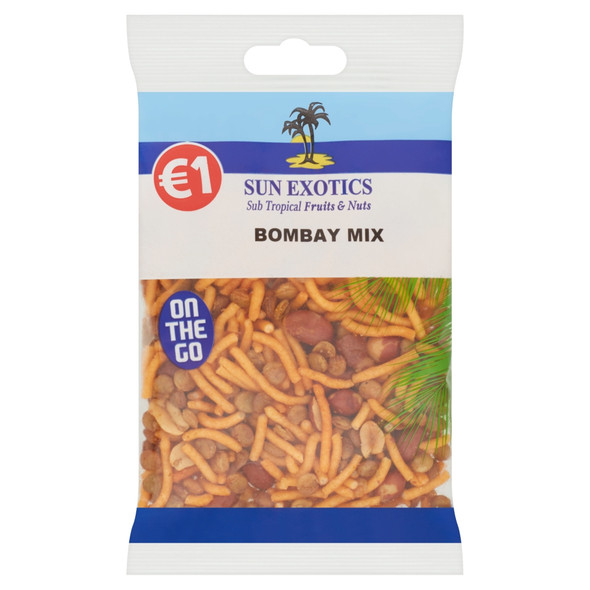 Bombay Mix in Handy Pack Size