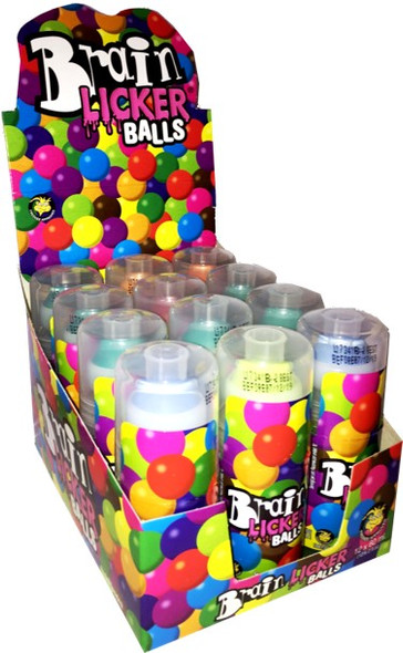 12 x €1.39 Brain Licker Balls