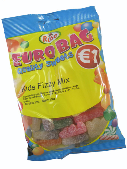 Fizzy Gummies