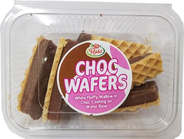 18 x €2.00 Choc Wafers 128g