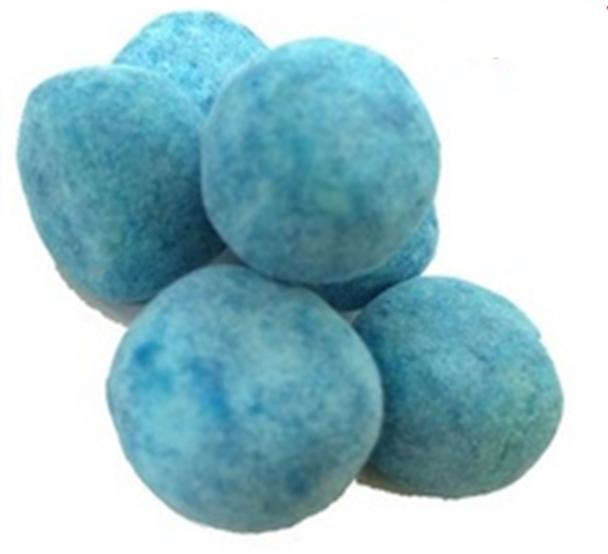 Chewy Blue Raspberry Bon Bons