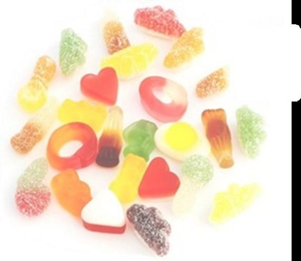 Fizzy Jellies