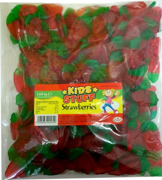 Strawberry Flavoured Gummies