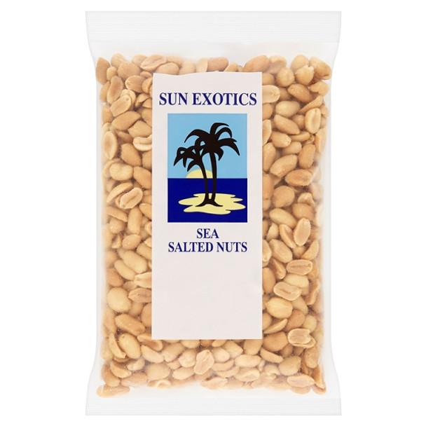 Large Sea Salted Peanuts