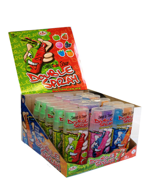 Sweet & Sour Candy Spray