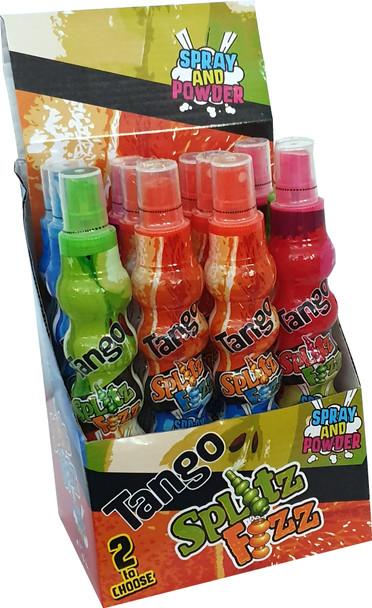Candy spray & flavoured powder