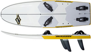 Example of a Race kite board