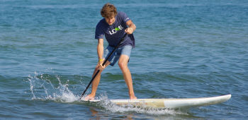Stand Up Paddleboarding (SUP)