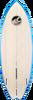 2019 Cabrinha Spade Kite Surfboard - Bottom