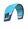 2019/2020 Liquid Force Hifi-X v3 Kiteboarding Kite Teal