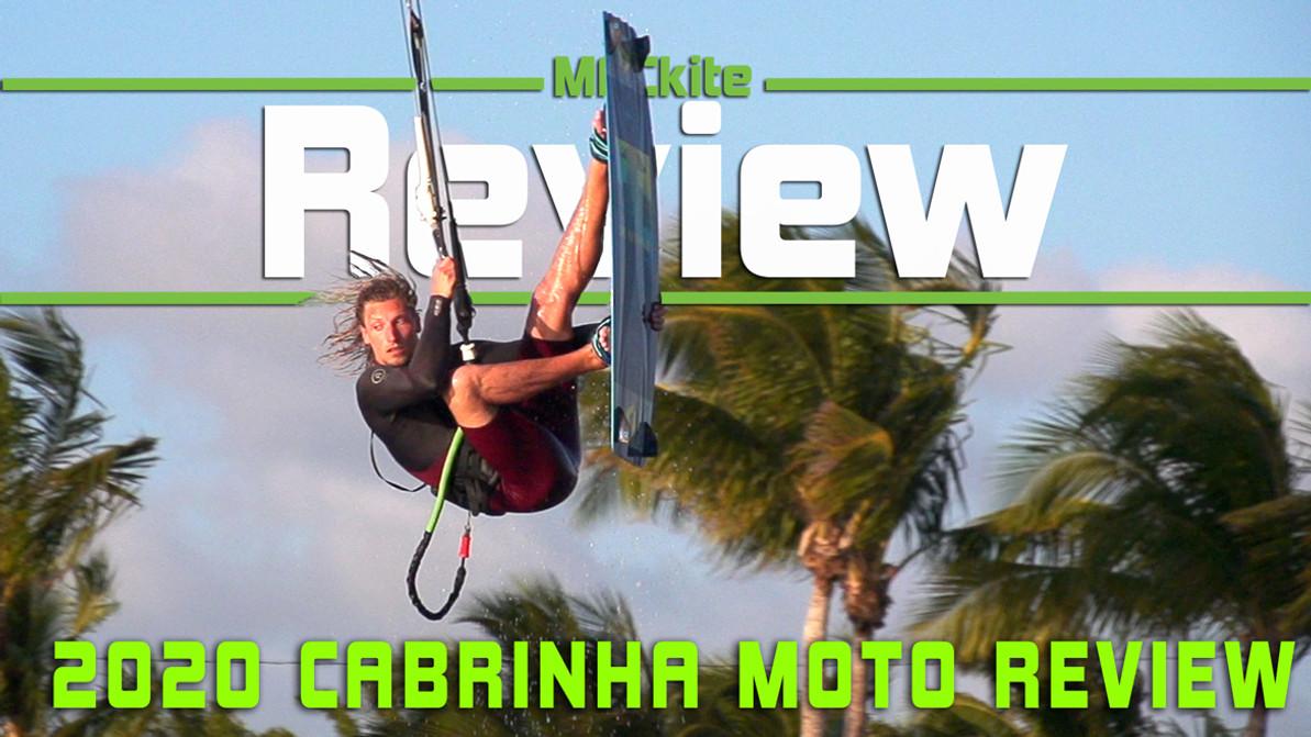 Cabrinha Moto Vs the Drifter