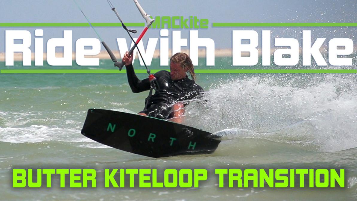 Butterslide Kiteloop Transition