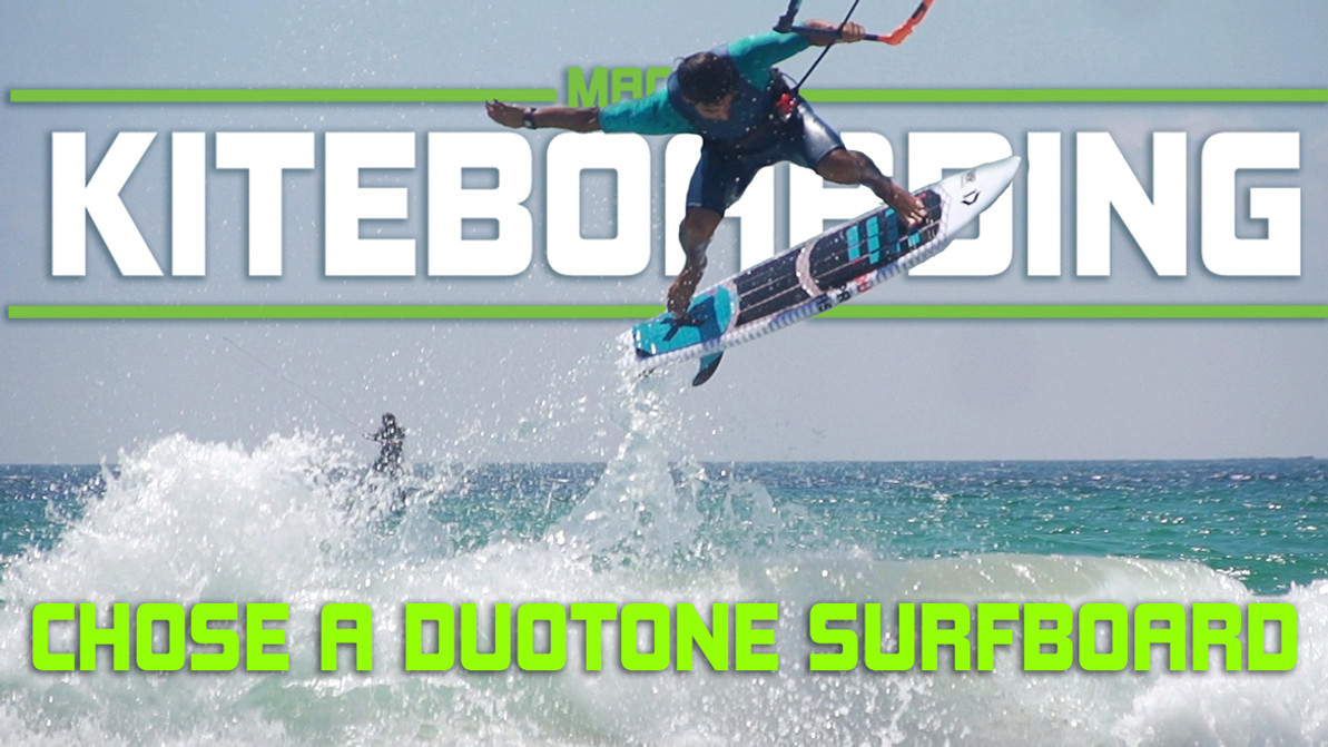 How to Choose a Duotone Surfboard