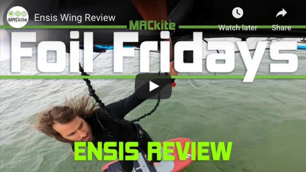 Ensis Wing Review