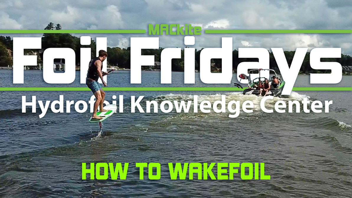 How to Wakefoil behind the boat: How do you start Hydrofoiling - Beginners Guide