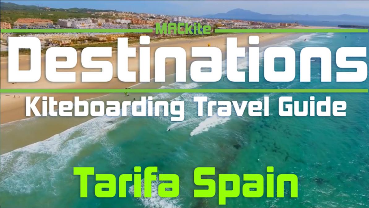 Kiteboarding Travel Guide: Tarifa Spain - Destinations EP 05