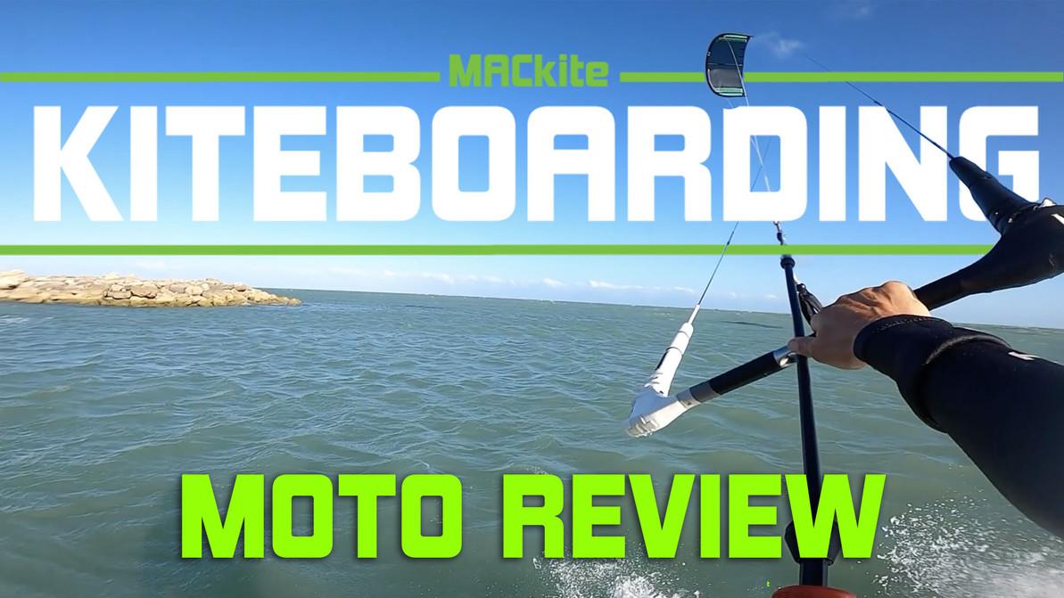 Cabrinha Moto Review