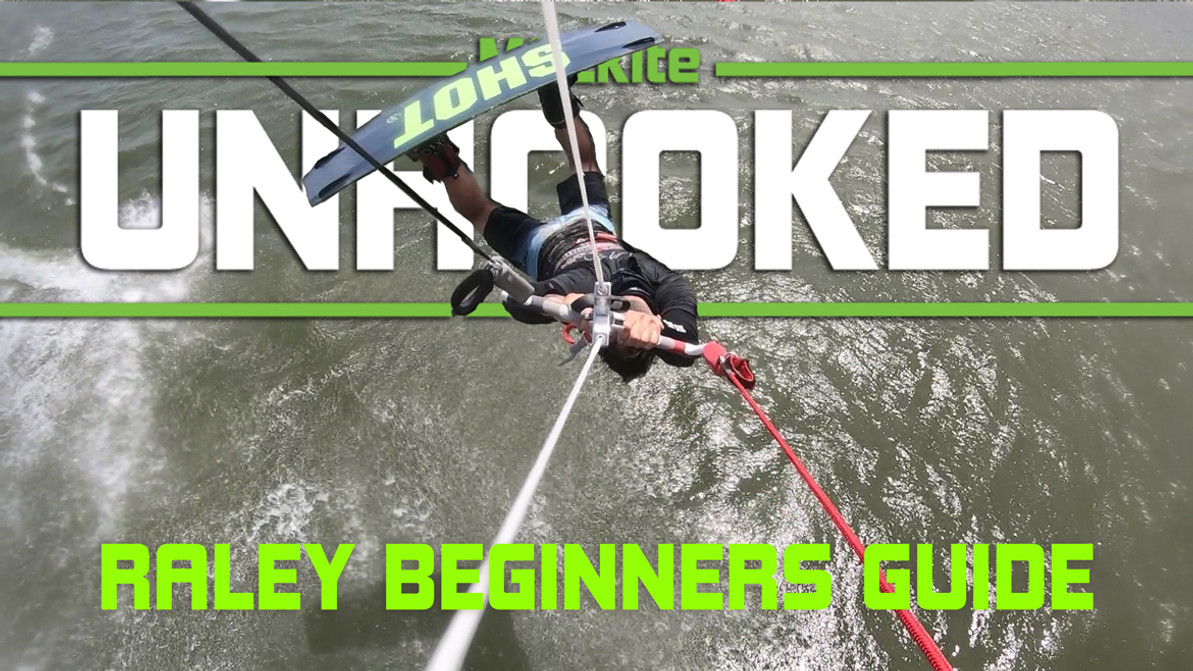 The Kiteboarding Raley - Ultimate beginners guide - Unhooked