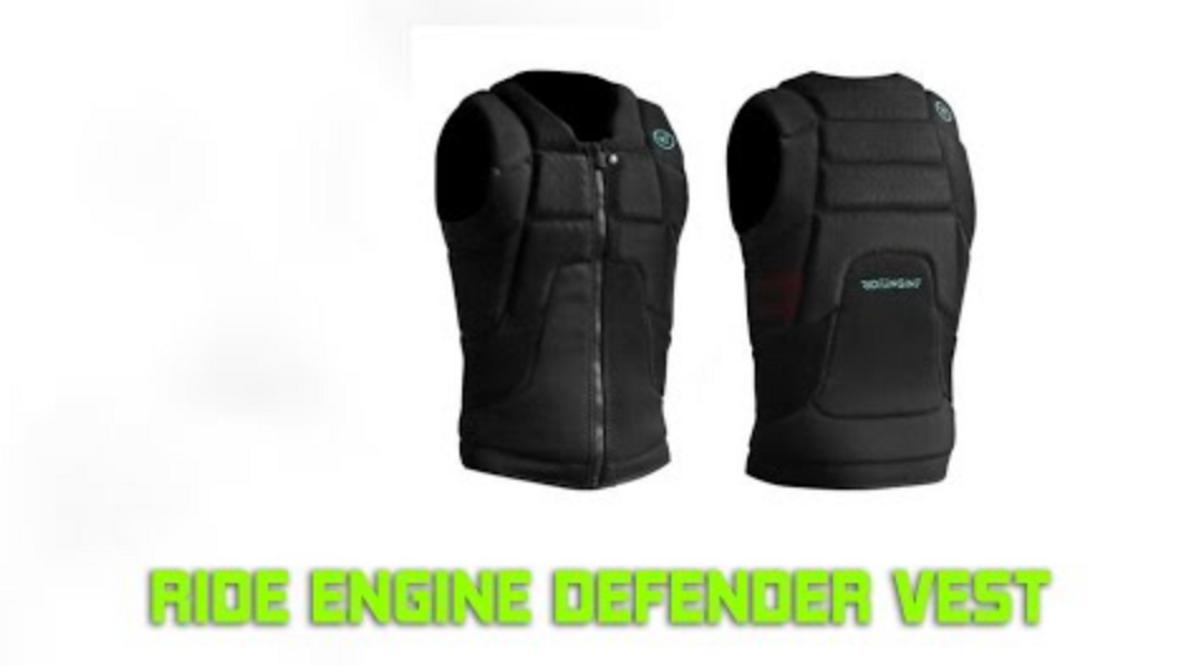 Ride Engine Defender Vest Review