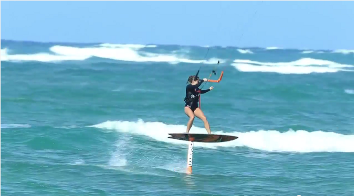 Sensi Graves & Liquid Force Cover How-To Foilboard With The LF Foil Fish