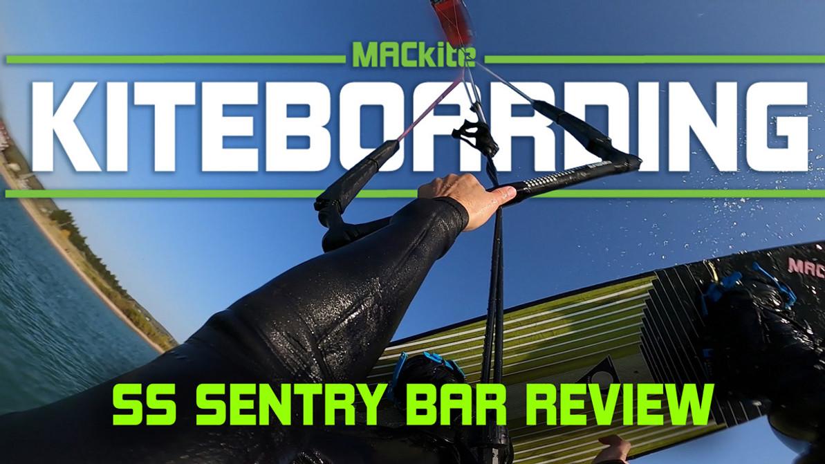 2021 Slingshot Sentry Bar Review