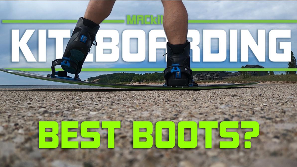 Best Boots in Kiteboarding